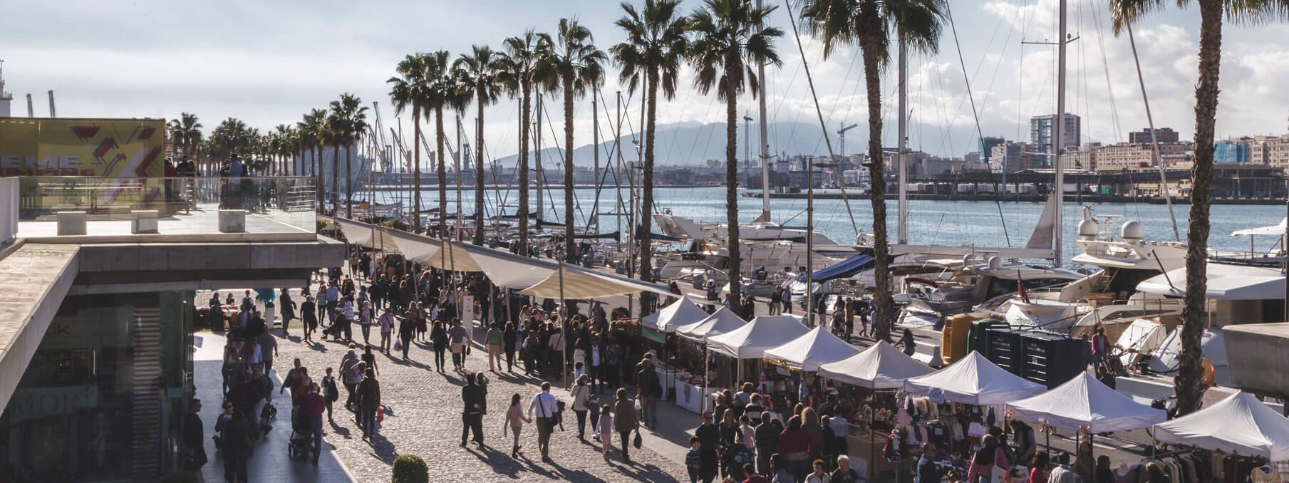 Muelle uno market