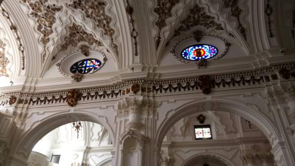 Iglesia de Santiago churches in Malaga