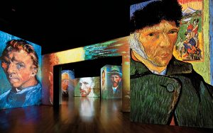 Van Gogh Alive in Malaga