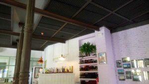 Astrid Taperia Organica restaurant in Malaga