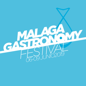 Poster for this year's Malaga Gastronomy Festival