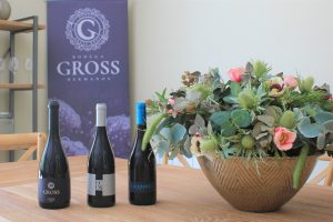 selection of Bodegas Gross Hermanos wines