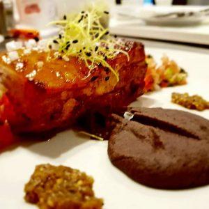 Delicious pork at Niña Bonita Cantina