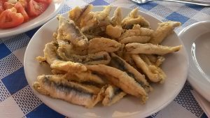 eat boquerones things to do in Malaga in February