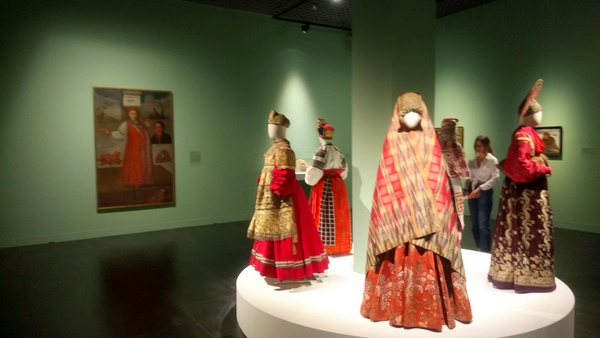 part of exhibition at Russian Museum Malaga