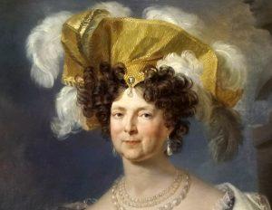 Portrait of Elizabeta Kovrigina