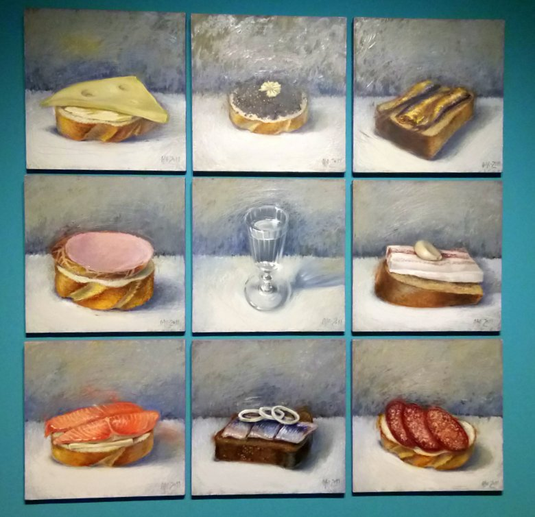 Encyclopedia of sandwiches Olga Osnach