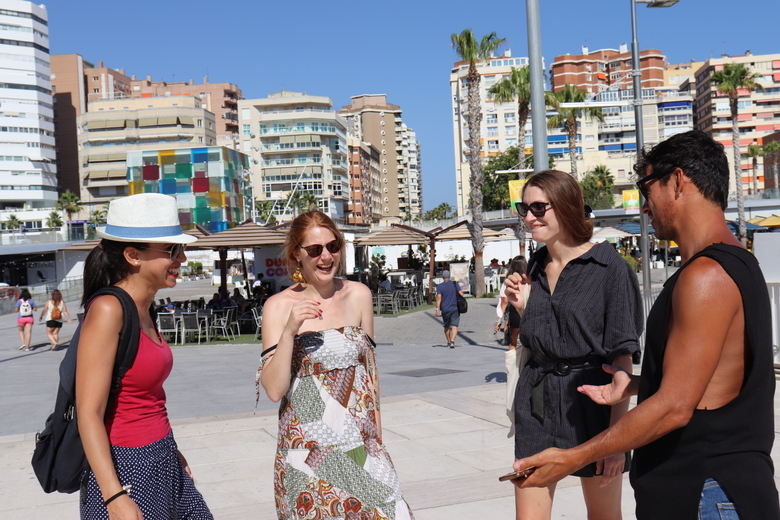 discovering Malaga like a local tour