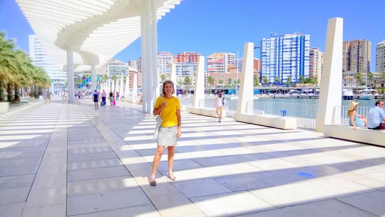 joanna Styles in Malaga