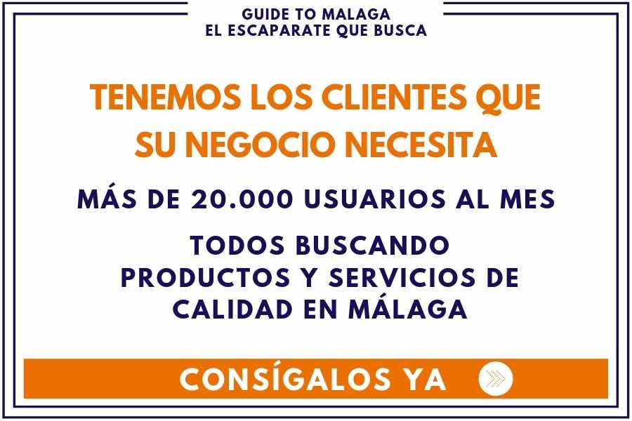 clientes para negocios en Malaga en Guide to Malaga