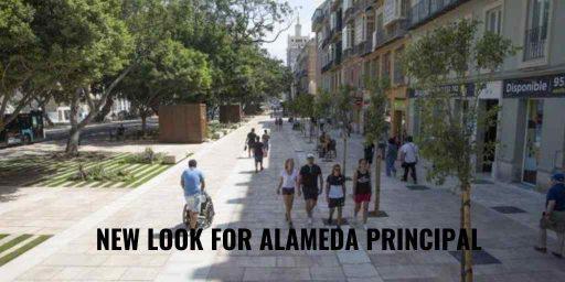 New look for Alameda Principal Malaga