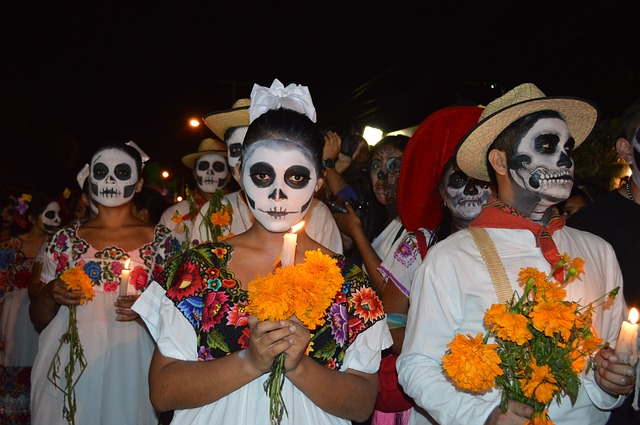 Day of the Dead Halloween events in Malaga