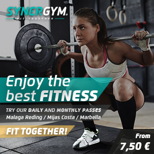 Banner for Synergym Malaga