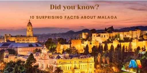skyline including several surprising facts about Malaga