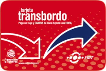 Malaga bus ticket