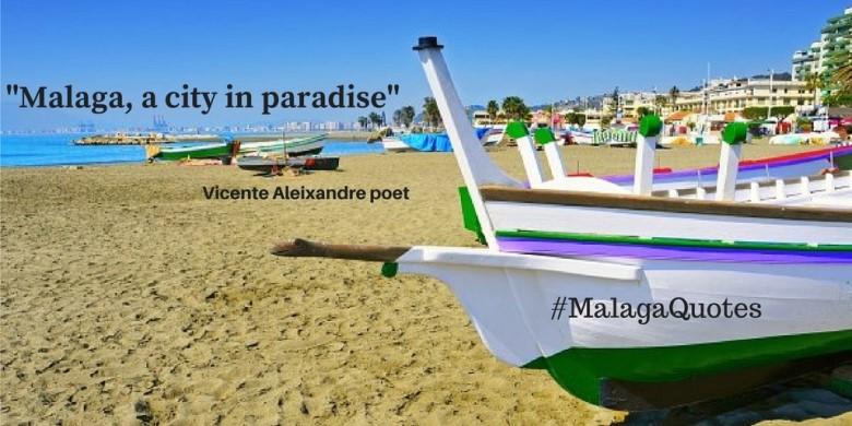 Aleixandre Malaga quote