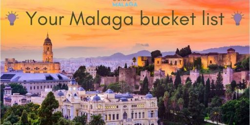 Views of the city for your Malaga bucket list