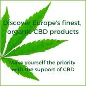 logo for CBD products in Malaga
