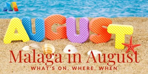 what's on in Malaga in August