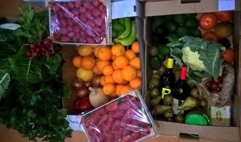 organic food in Malaga