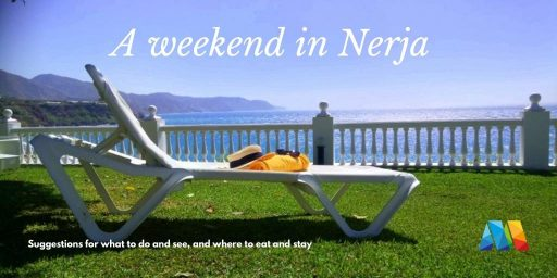 Best place to relax on a weekend in Nerja