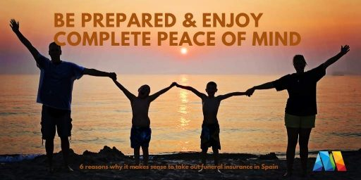 celebrating peace of mind with funeral insurance in Spain