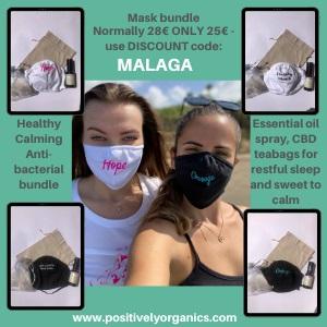 Malaga mask pack description