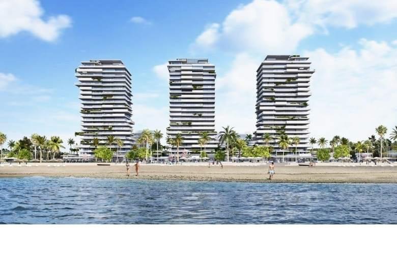 Malaga Towers in Malaga