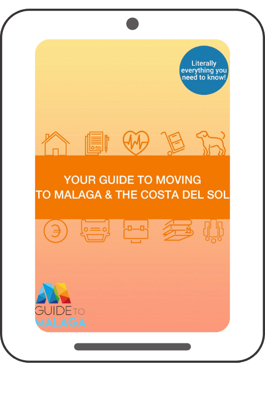front page of Your Guide to Moving to Malaga and the Costa del Sol