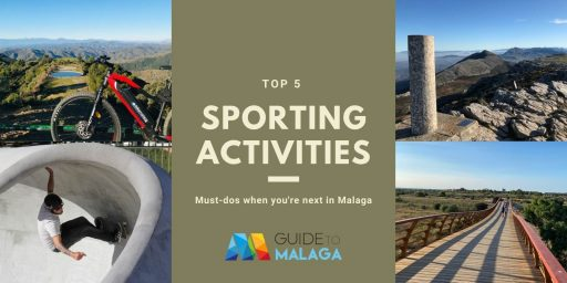 Ideas for sporting activities in Malaga
