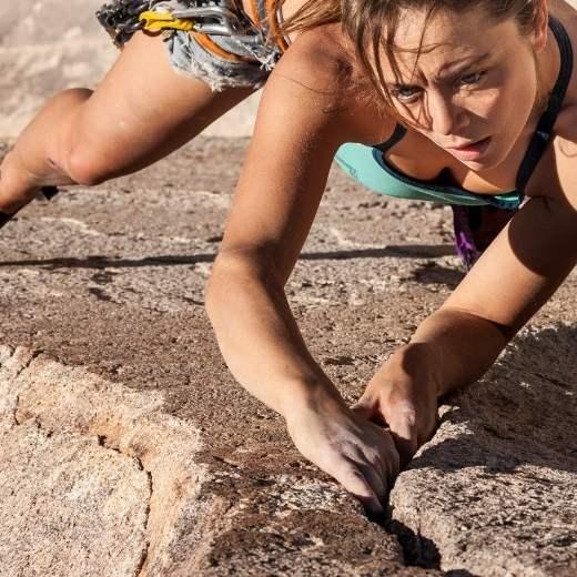 rock climbing in Malaga