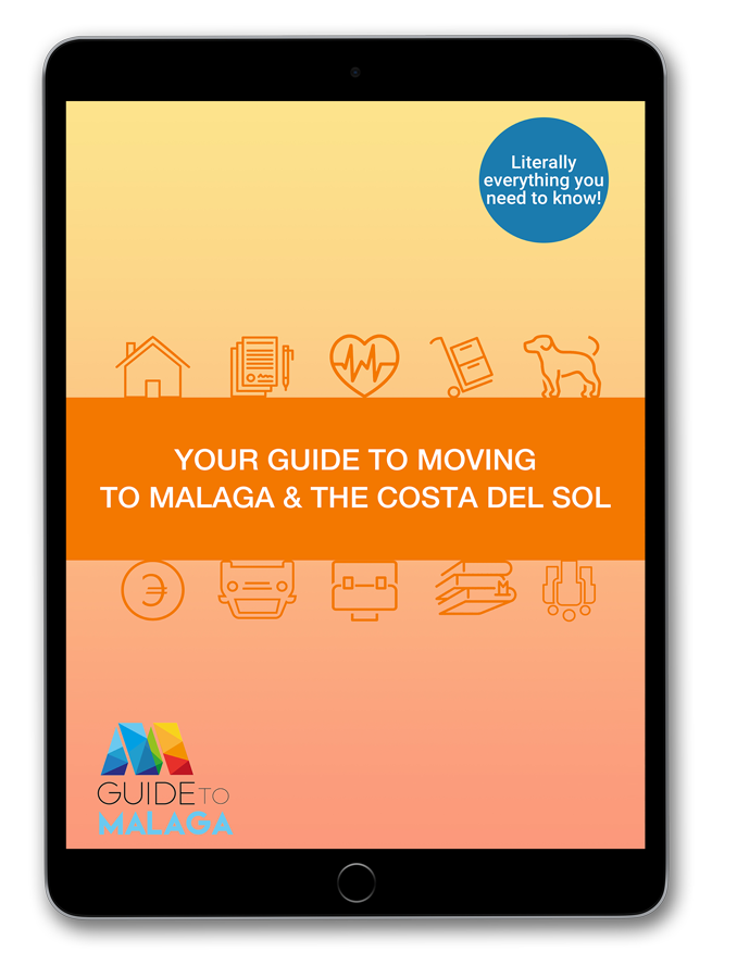 Moving to malaga ebook cover