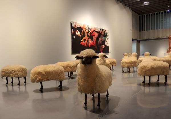 art at Pompidou Malaga