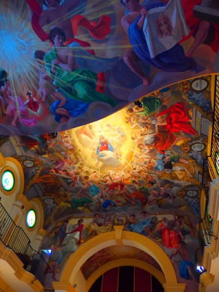 church in Malaga