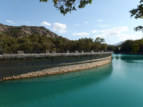Lakes in Malaga