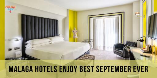 Malaga hotels enjoy best September ever