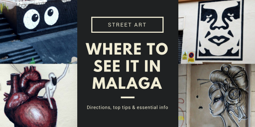 guide to street art in Malaga