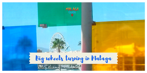 big wheel in Malaga