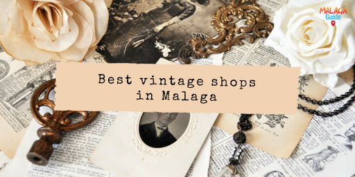 best vintage shops in Malaga