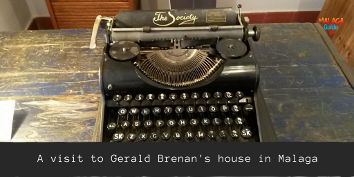 A visit to Gerald Brenan's house in Malaga