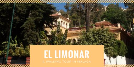 El Limonar walking tour in Malaga