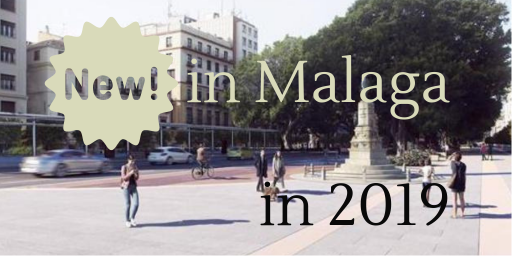 New in Malaga in 2019