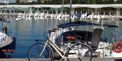 best bike rides in Malaga