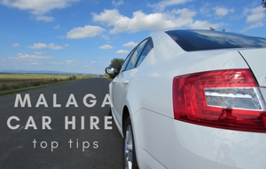 check for damage before you drive away your car rental Malaga