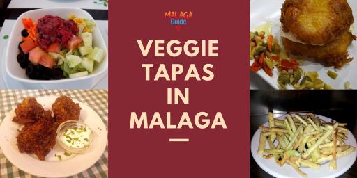 vegetarian tapas in Malaga