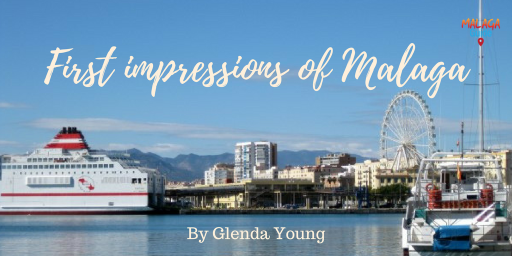 Glenda Young first impressions of Malaga