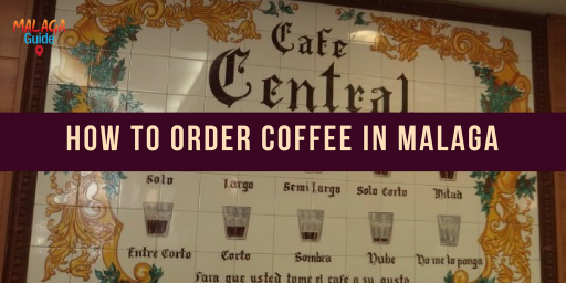 how to order coffee in Malaga
