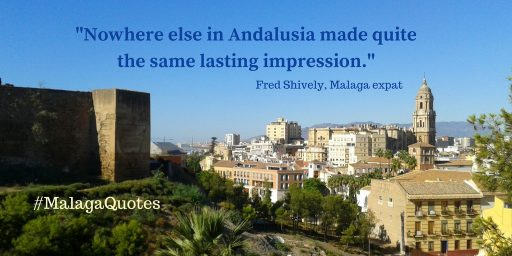 fred Shively Malaga expats