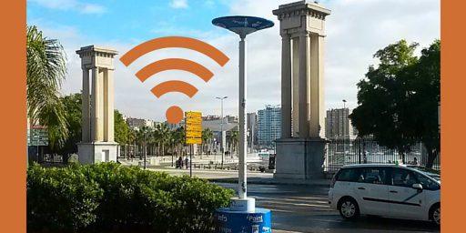 free wifi in Malaga