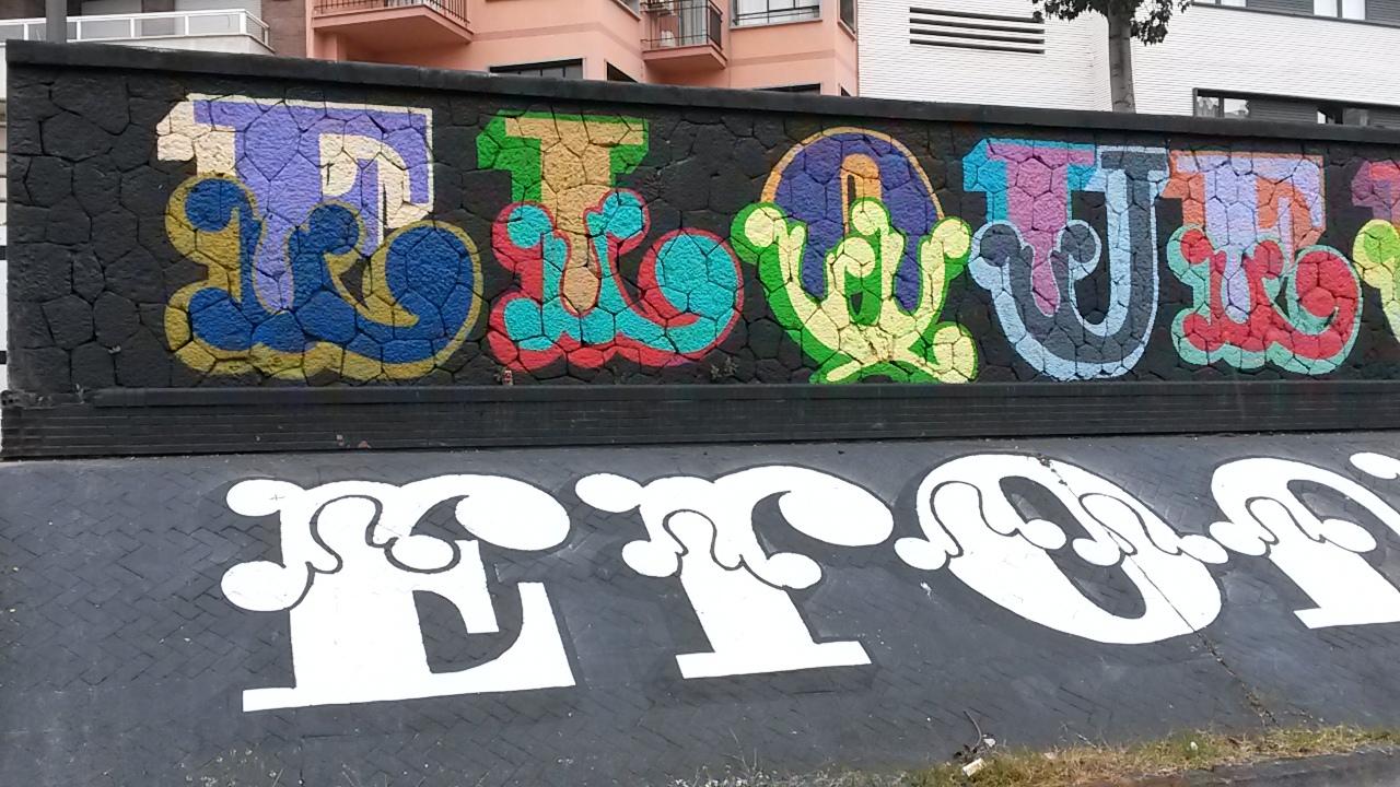 Street art in Malaga | GuideToMalaga com